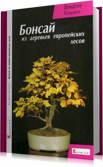 Бонсай из деревьев европейских лесов - Вольфганг Кольхепп