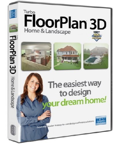 IMSI TurboFloorPlan 3D Home & Landscape Pro 17.0.6 Final + Rus. русский софт, ск